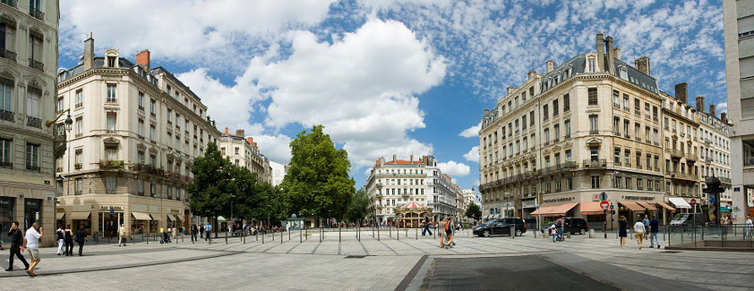 Place de la Republique-lyon