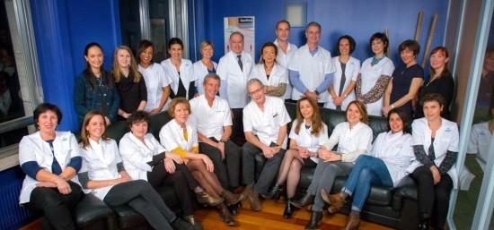 L'équipe du Centre Lasers Dermatologiques !