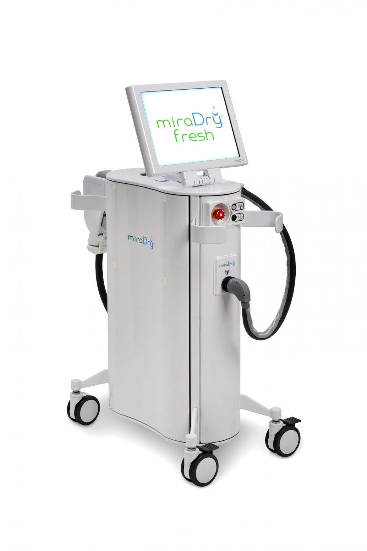 miraDry-Fresh-laser